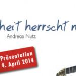 """Meine Worte zur CD-Präsentation""""Freiheit herrscht nicht"""" in Steyr.."""