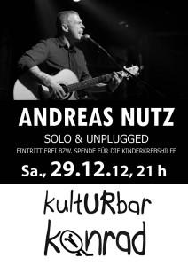 Andreas Nutz - Kulturbar Konrad