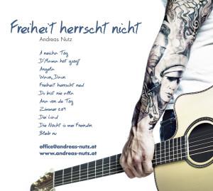 Andreas Nutz Freiheit herrscht nicht